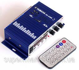 Усилитель автомобильный YAMAHA VA-430R c USB, SD, FM, фото 3