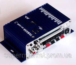 Усилитель автомобильный YAMAHA VA-430R c USB, SD, FM, фото 2