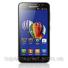Смартфон Lenovo A606 Black, фото 3