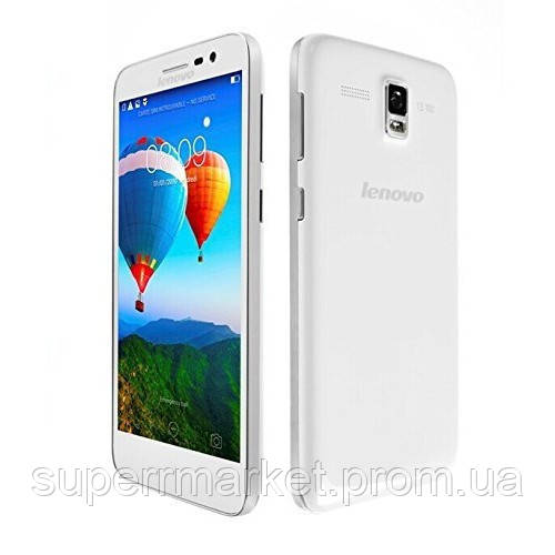 Смартфон Lenovo A8  A808 Octa core 16GB White