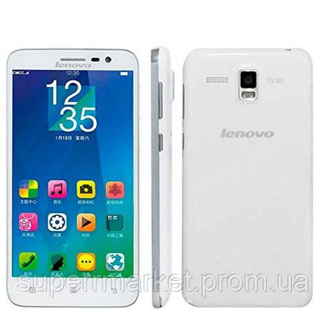 Смартфон Lenovo A8  A808 Octa core 16GB White, фото 2