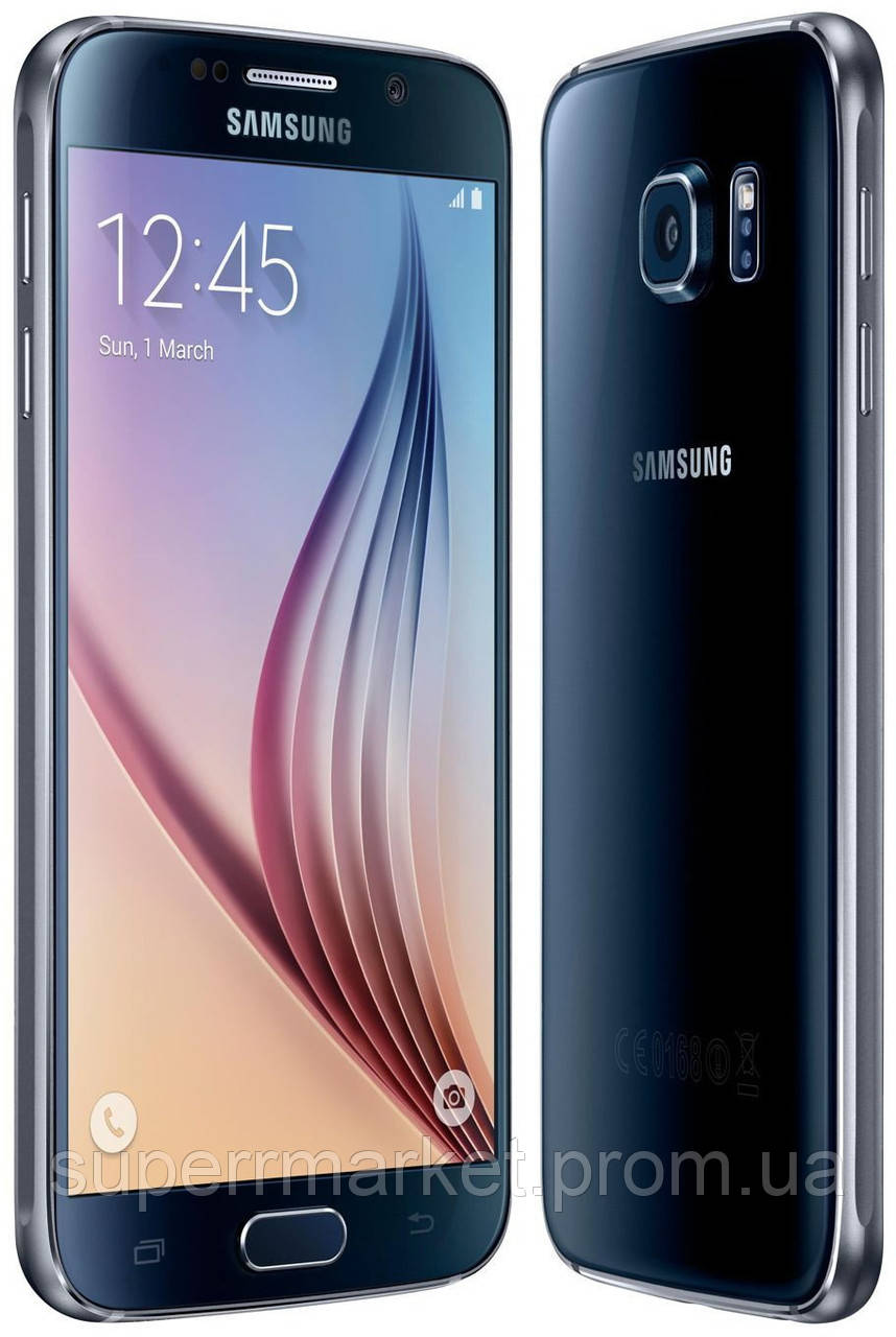 "Копия Samsung Galaxy S6 - Octa core 5"", 8Gb, Android,Wi-Fi, black"