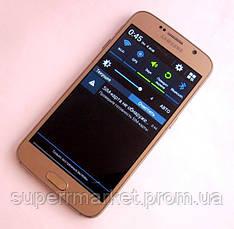 "Копия Samsung Galaxy S6 Android,Wi-Fi, Octa core, 8Gb  5"" gold, фото 3"