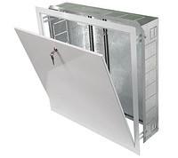 Металлический шкаф для коллекторного узла, 800x550x110-170 мм