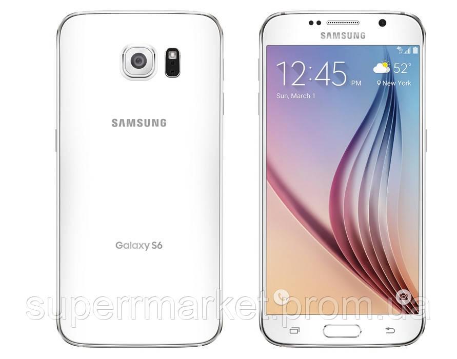 "Копия Samsung Galaxy S6 - Octa core 5"", 8Gb, Android,Wi-Fi, white"