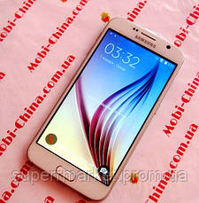 "Копия Samsung Galaxy S6 - Octa core 5"", 8Gb, Android,Wi-Fi, white, фото 3"