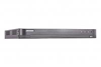 4-канальный ACUSENSE Turbo HD видеорегистратор Hikvision IDS-7204HUHI-M1/S