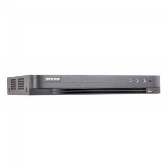 8-канальный ACUSENSE Turbo HD видеорегистратор Hikvision IDS-7208HUHI-K2/4S