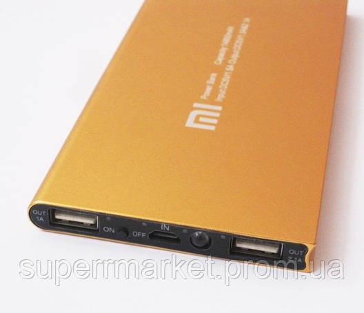 Универсальная батарея - Xiaomi Power bank Mi 14800 mAh, gold, фото 2