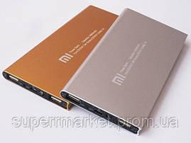 Универсальная батарея - Xiaomi Power bank Mi 14800 mAh, gold, фото 3