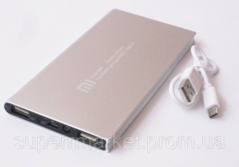 Универсальная батарея - Xiaomi Power bank Mi 14800 mAh, silver