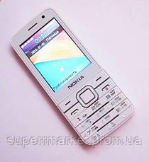 Телефон Nokia C9  odscn  -  4 sim, White, фото 3