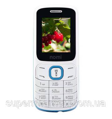Телефон Nomi i183 White-blue, фото 2