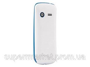 Телефон Nomi i183 White-blue, фото 3