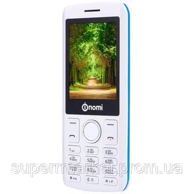 Телефон Nomi i243 White-blue
