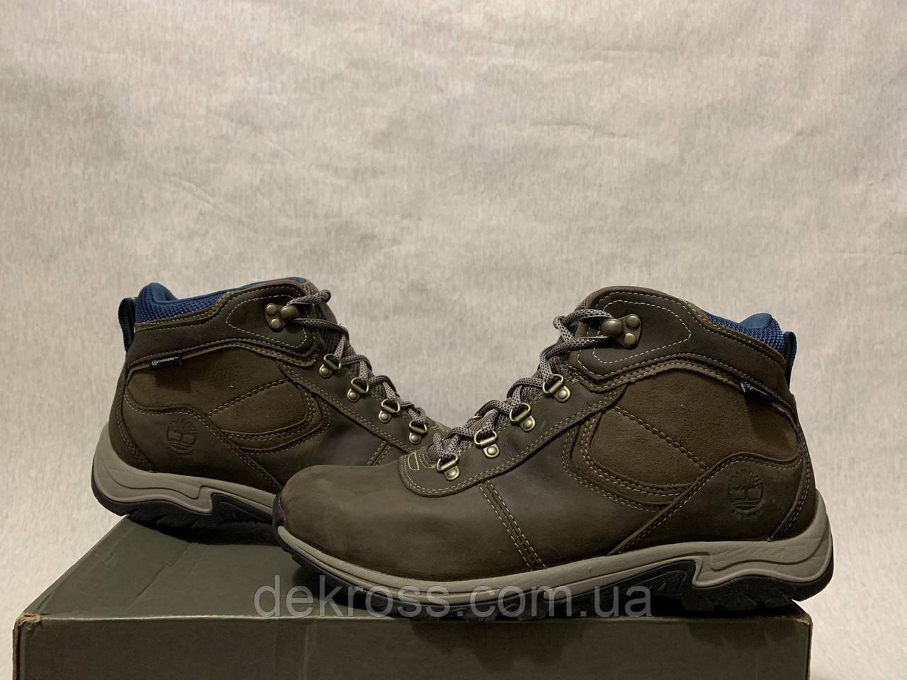 Ботинки Timberland Mt Maddsen Mid Waterproof (43) Оригинал TB0A1Q52