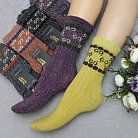 "Женские носки ""Золото"", 37-42 р-р .  Женские носочки, носки для женщин"