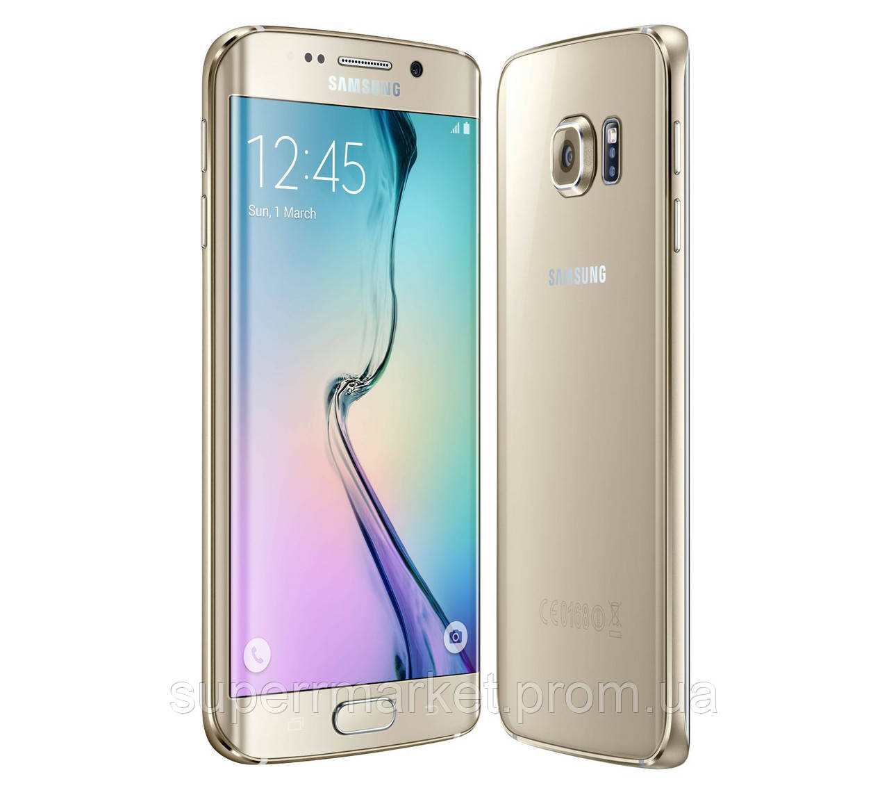 Смартфон Samsung G928F Galaxy S6 Edge+ 32GB Gold Platinum