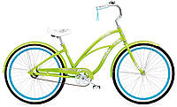 "Велосипед 26"" ELECTRA Hawaii Custom 3i (Alloy) Ladies' Lime metallic"
