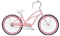 "Велосипед 26"" ELECTRA Hawaii Custom 3i (Alloy) Ladies' Pink"