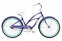 "Велосипед 26"" ELECTRA Hawaii Custom 3i (Alloy) Ladies' Purple Metallic, фото 1"
