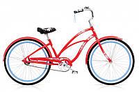 "Велосипед 26"" ELECTRA Hawaii Custom 3i (Alloy) Ladies' Red, фото 1"