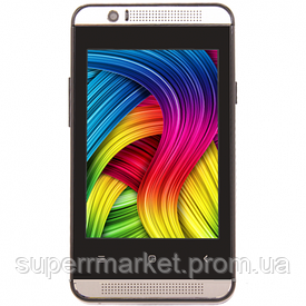 """Смартфон FaceTel T8 duos 3.5"""", Android, WiFi  копия HTC ONE mini"""