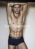 Трусы боксеры Emporio Armani мужские нижнее мужское белье
