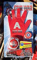 Перчатка супергероя Капитан Америка