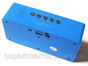 Портативная беспроводная колонка  динамик  радио WS-768BT Bluetooth, фото 3