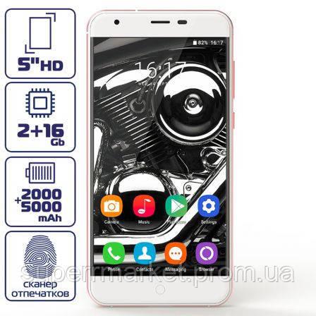 Смартфон Oukitel K7000 2 16GB White '