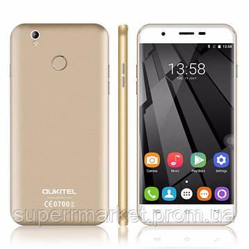 Смартфон Oukitel U7 Plus 2 16GB Gold, фото 2