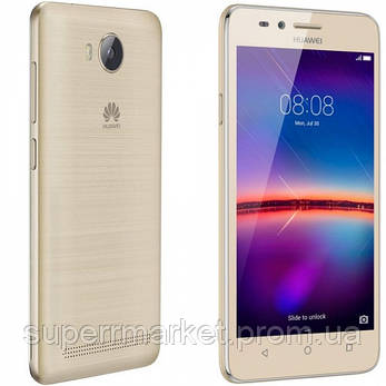 Смартфон Huawei Y3II Dual  Y3 II  Gold ' 3, фото 2