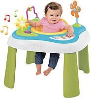 Детский игровой стол Smoby Cotoons Цветочек со съемным стулом 110224