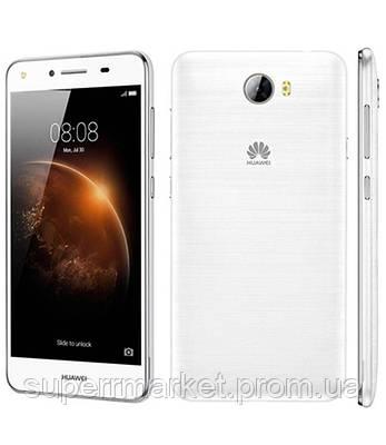 Смартфон Huawei Y5II Dual 8GB White ' 2, фото 2