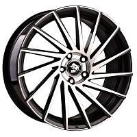 Ultra Wheels UA9 Storm R18 W8 PCD5x120 ET30 DIA72.6 Gun metal