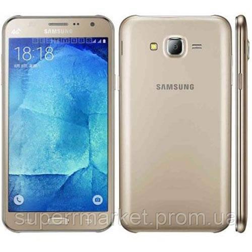 Смартфон Samsung Galaxy J2 Duos J200H Gold