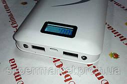 "Универсальная батарея ""S"" LCD power bank 20000 mAh, фото 2"