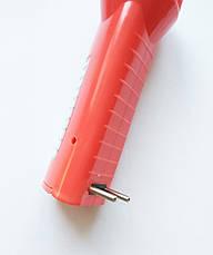 Фонарик аккумуляторный 2 в 1 JJY-9950 красный, фото 3