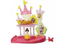 Кукольный замок Hasbro Disney Princess Принцесса Белль и дворец (E1632)