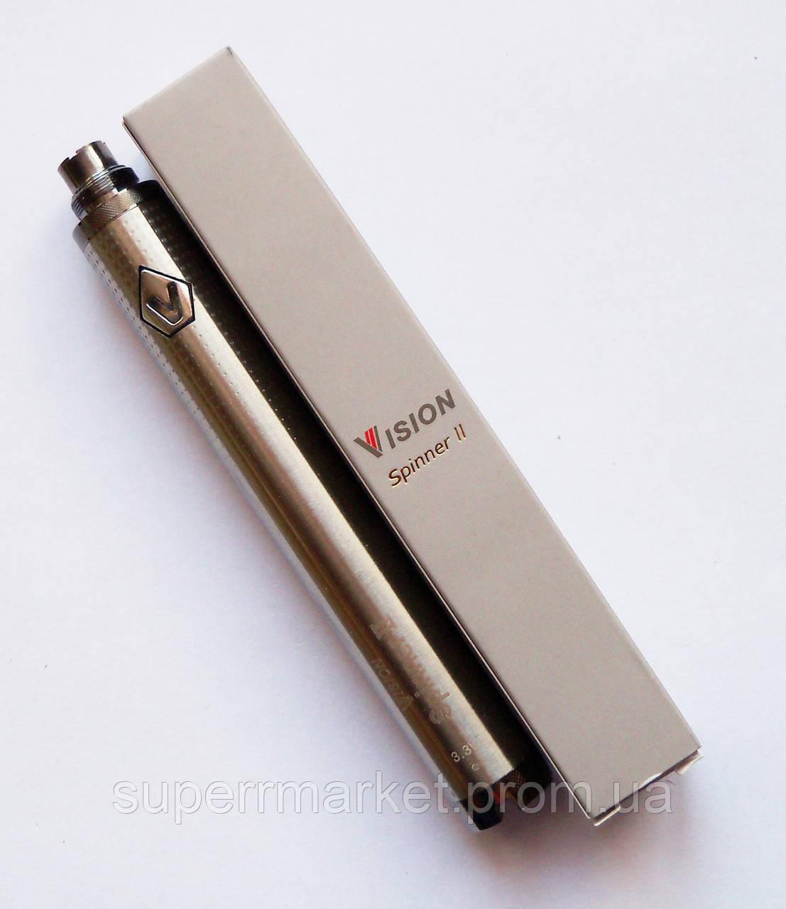 Аккумулятор для электронной сигареты Vision Spinner II  варивольт 1600mAh  VISON