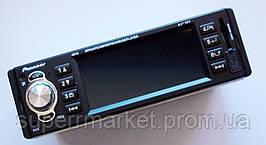 """Автомагнитола Pioneer 4016 с экраном 4,1"""" MP5, фото 2"""