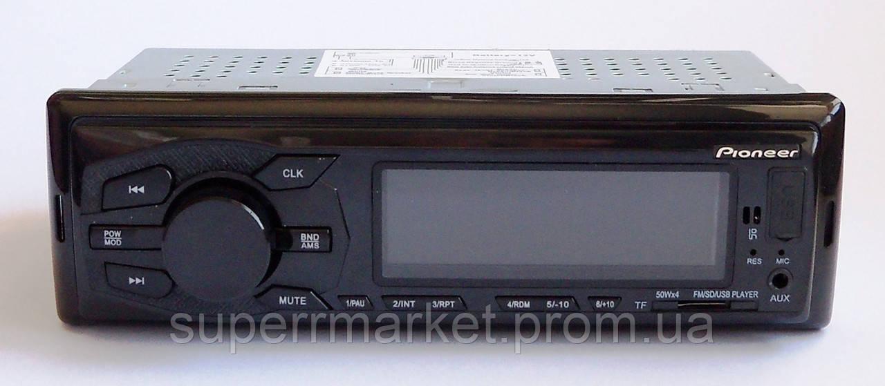 Автомагнитола Pioneer 6081 MP3  SD USB FM