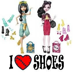 Я люблю взуття - I love Shoes