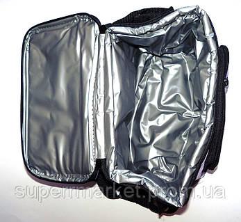 Термосумка COOLER BAG 377-A на 4л, Lilac, фото 2