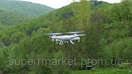 Квадрокоптер дрон - X5C-1 с Wi-Fi камерой   в стиле drone Syma X5C, фото 2