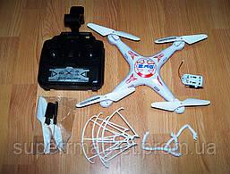 Квадрокоптер дрон - X5C-1 с Wi-Fi камерой   в стиле drone Syma X5C, фото 3