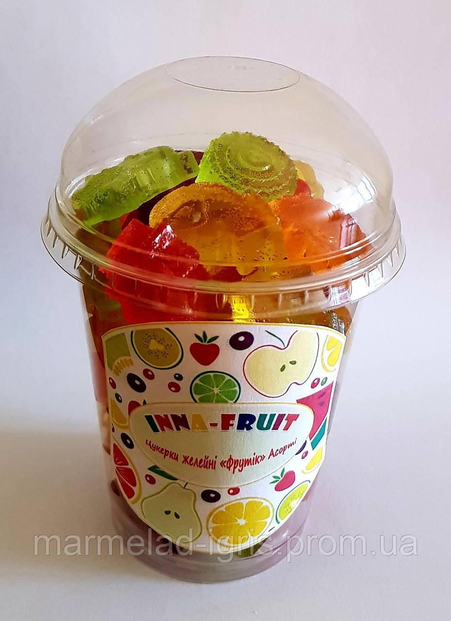 Желейные конфеты ассорти