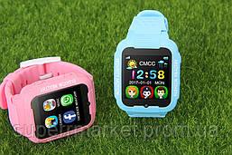 Smart Watch K3 Kids GPS детские смарт часы Pink ' ', фото 3