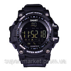 Смарт - часы SMART WATCH EX16 IP67 gold ' ', фото 2